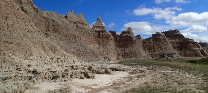 Badlands National Park and Custer State Park