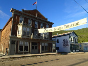 Historic Theater in Dawson