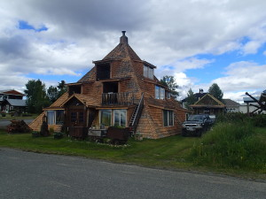 Pyramid House Atlin