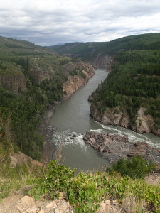 Stikine River Canyon
