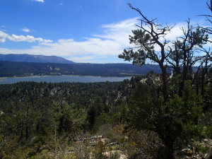 View of Bear Lake