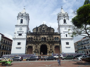 Old Cathedral Panama City