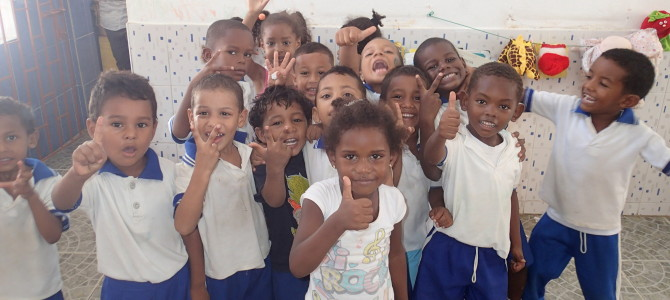 Visit of SOS Chidren's Village Projects in Cartagena