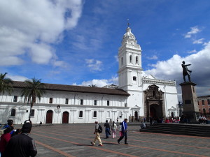 Santo Domingo Quito