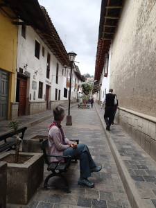 Colonial Houses in Cajamarca