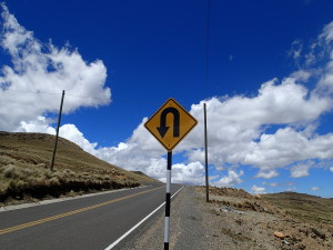 Seen this sign too many times in the Andes
