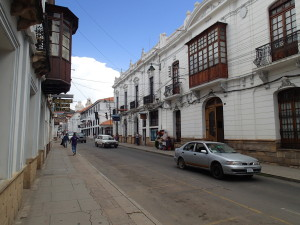 Nice Buildings in Sucre