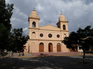 Church in Cafayate