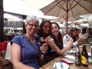 Fel, Myriam and Paula
