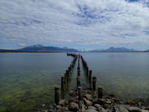 Magnificent frontier of wilderness in Puerto Natales
