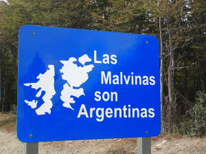 Argentina has not giving up on the Falklands