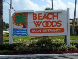 Say Good Bye to Beach Woods in Florida