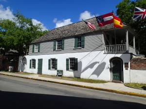 Oldest House in St. Augustine